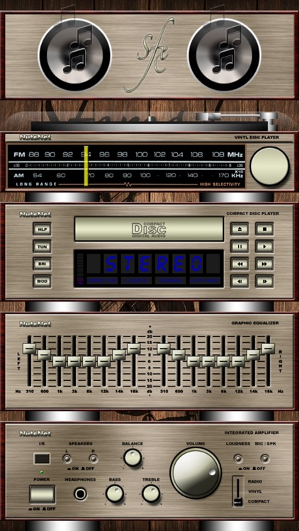 Vintage Stereo screenshot-0