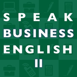 Speak Business English II for iPad