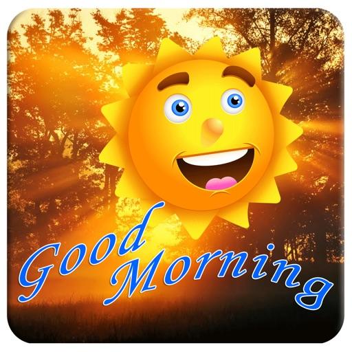 Good Morning Photo Frames