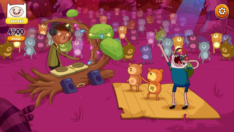 Rockstars of Ooo - Adventure Time Rhythm Game screenshot-0