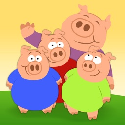 The Traditional Storyteller - The Three Little Pigs