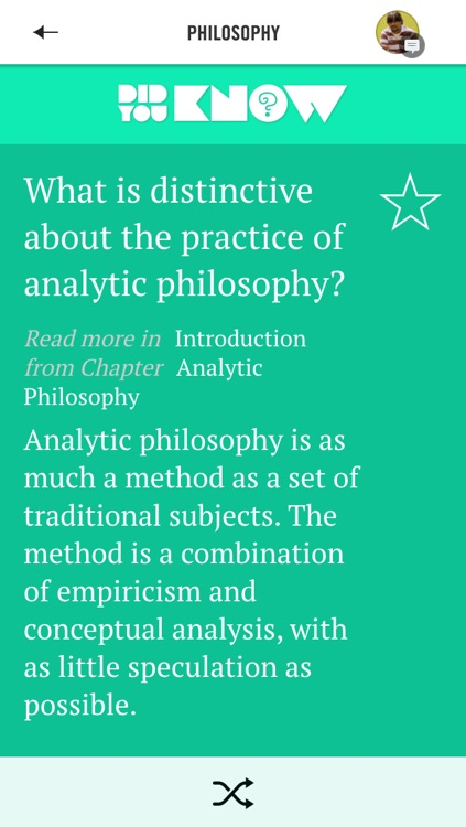 The Handy Philosophy Answer Book screenshot-4