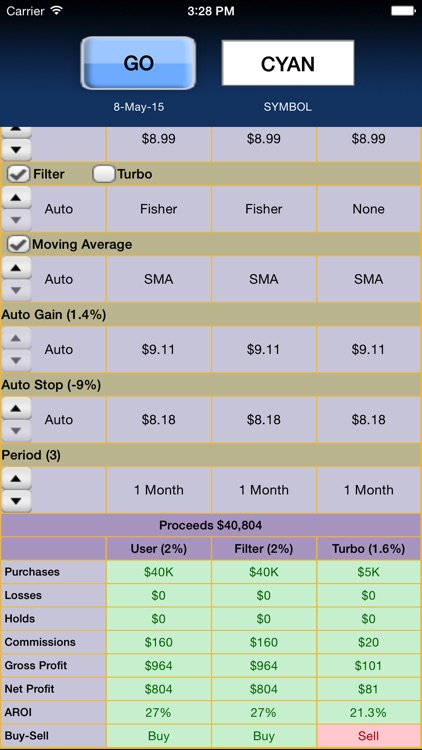Instant Stock Market Simulator Pro screenshot-3