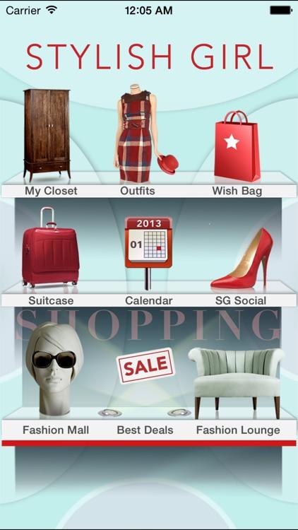 Stylish Girl - Your Fashion Closet and Style Shopping app