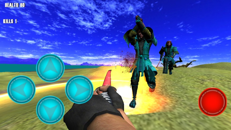 Samurai Hunter Rampage screenshot-4