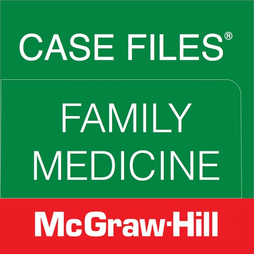 Case Files Family Medicine, 3rd Ed., 60 High Yield Cases with USMLE Step 1 Review Questions, LANGE, McGraw-Hill Medical
