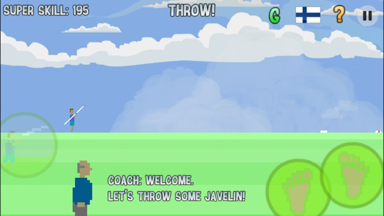 Javelin Masters 2 screenshot-0