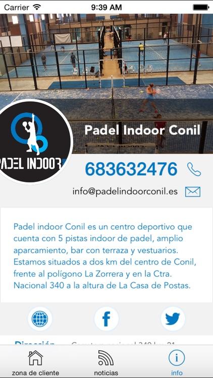 Padel Indoor Conil