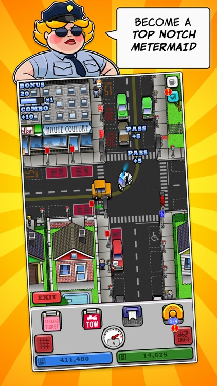 Meter Maid City! screenshot-0