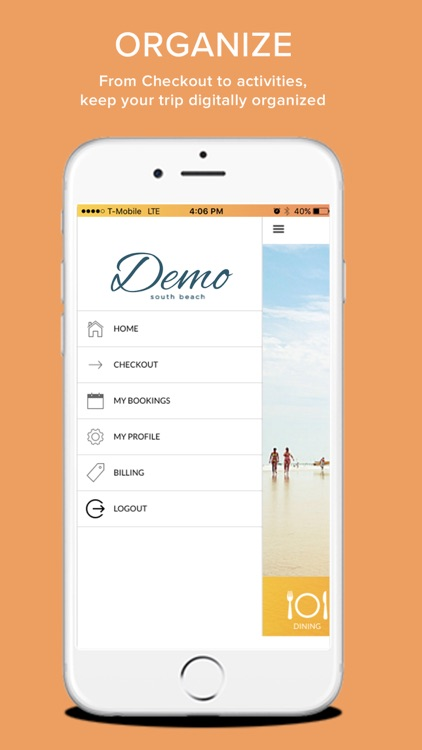 Leisure App screenshot-0