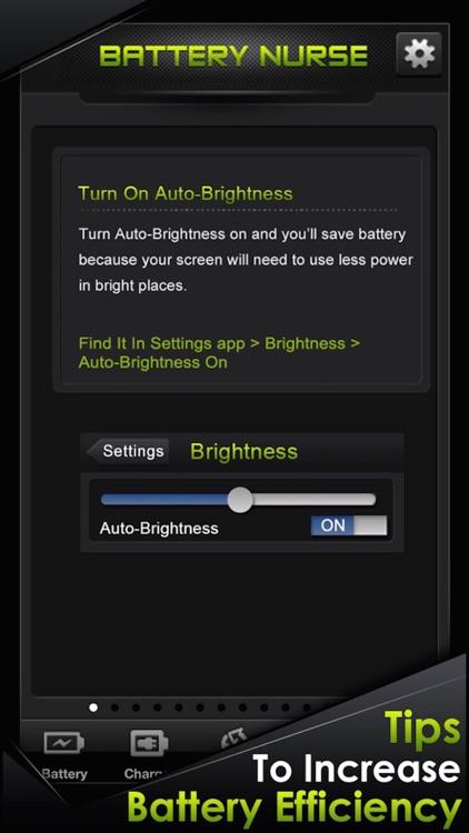 Battery Nurse - Magic App screenshot-4