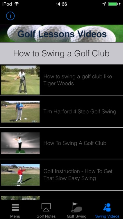 Perfecting Your Golf Swing:Swing Like a Pro
