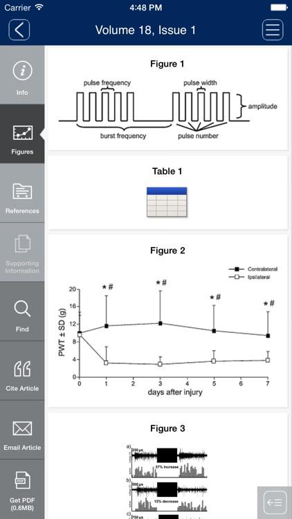 Neuromodulation: Technology at the Neural Interface screenshot-3