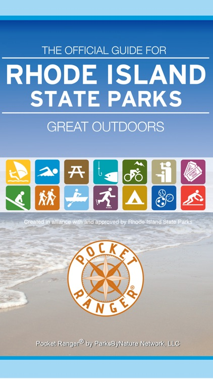 Rhode Island State Parks Guide- Pocket Ranger® screenshot-0