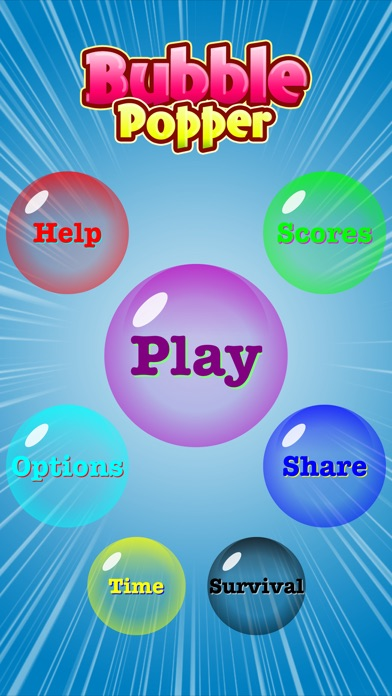Screenshot #3 pour Bubble Popper - For Kids, Boys & Girls!!!