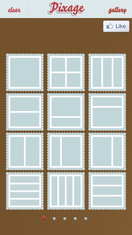 Pixage Photo Collage Frame