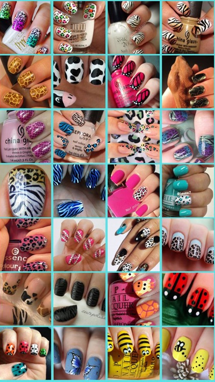 "Nail Design FREE - Best Designs - ""Vine, Pinterest, Tumblr and Facebook Edition"" screenshot-3"