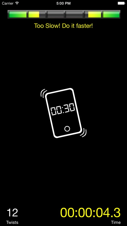 How Long Can You Twist It? screenshot-3