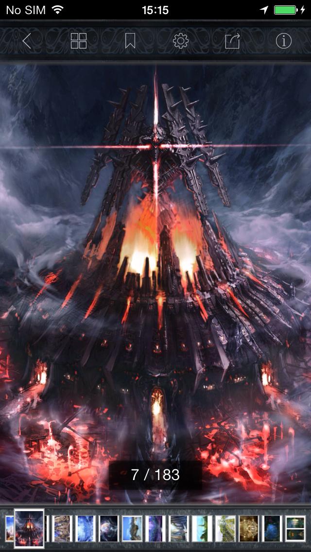 Essential Artworks of TERA: The Exiled Realm of Arboreaのおすすめ画像2
