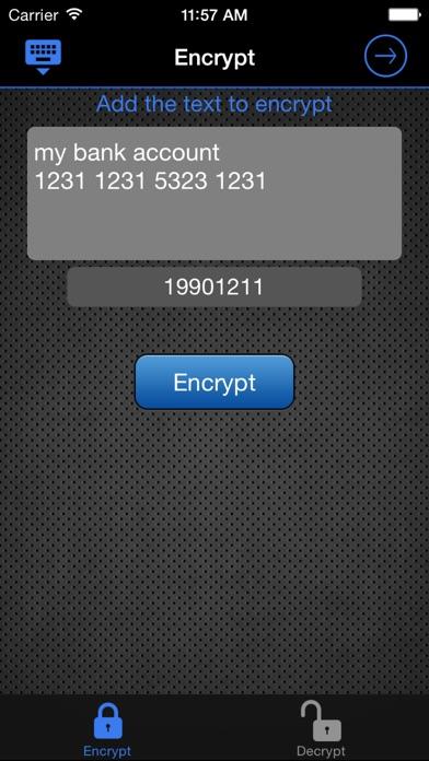 download Top Secret - Encrypt Text Utility apps 4