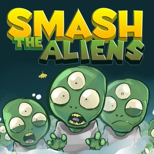 Smash the Aliens: Earth Invasion
