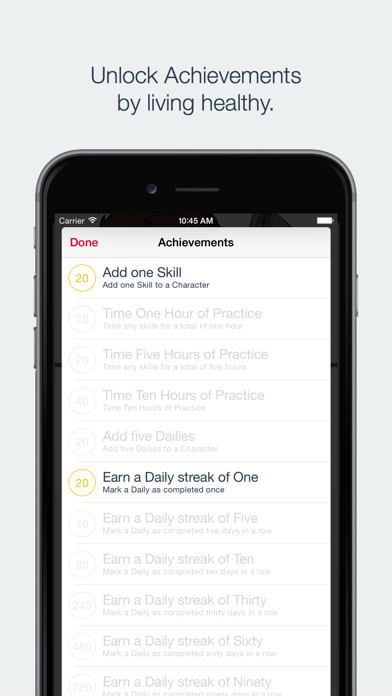 Rare Candy: A Goal Setting Productivity App Disguised as a Real Life