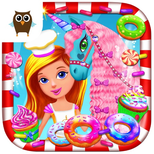 Princess Sweet Boutique - Horse Care, Candy Shop & Toy Tea Party