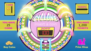 Amazing Cyclone Arcade screenshot one