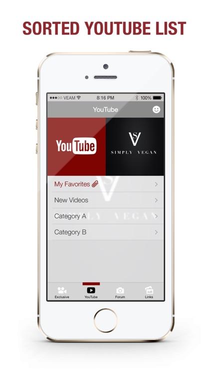 Simply Vegan Official App screenshot-4