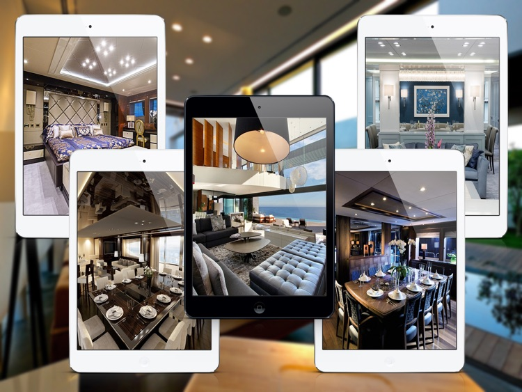 Luxury Interior Design Ideas for iPad screenshot-2