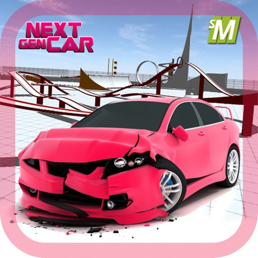 NextGen Car Game Racing