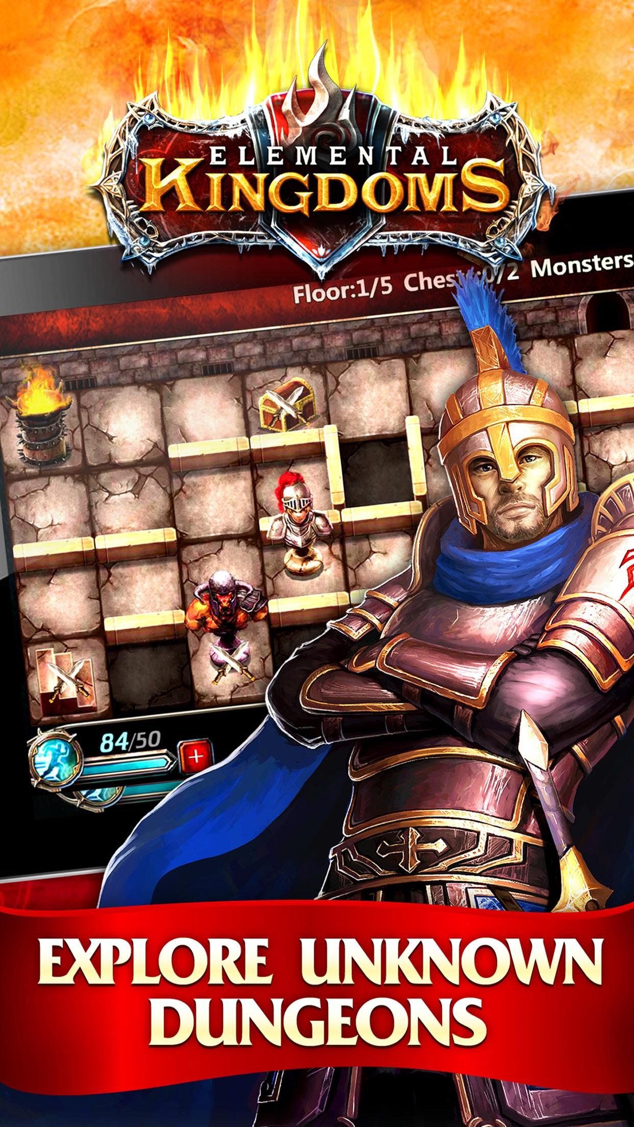 Elemental Kingdoms (CCG) Screenshot