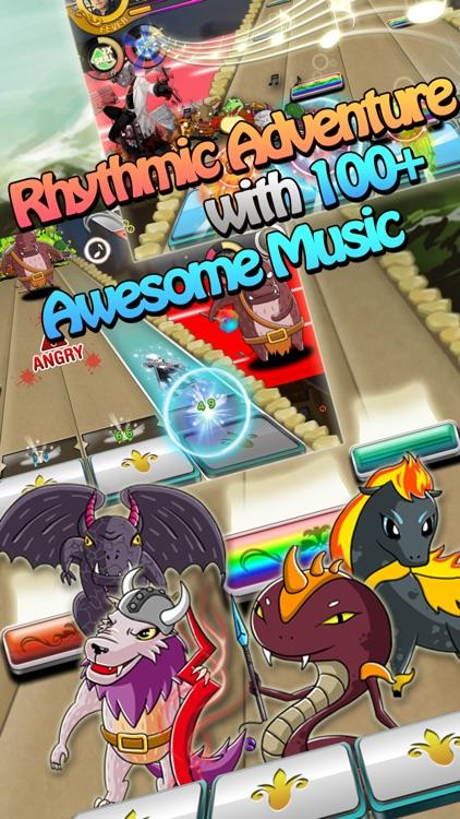 Song of Hero : Music RPG screenshot-3