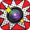 漫画ビデオカメラ - iPadアプリ