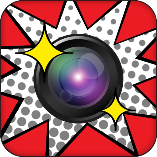 Cartoon Camera Pro iOS App