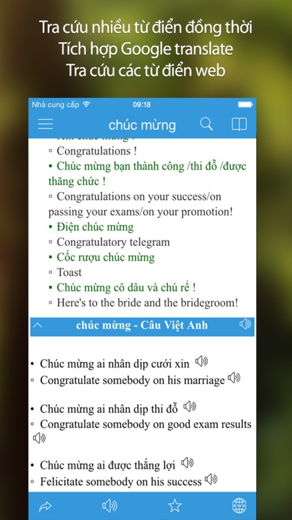 English Vietnamese Dictionary Pro! screenshot-3