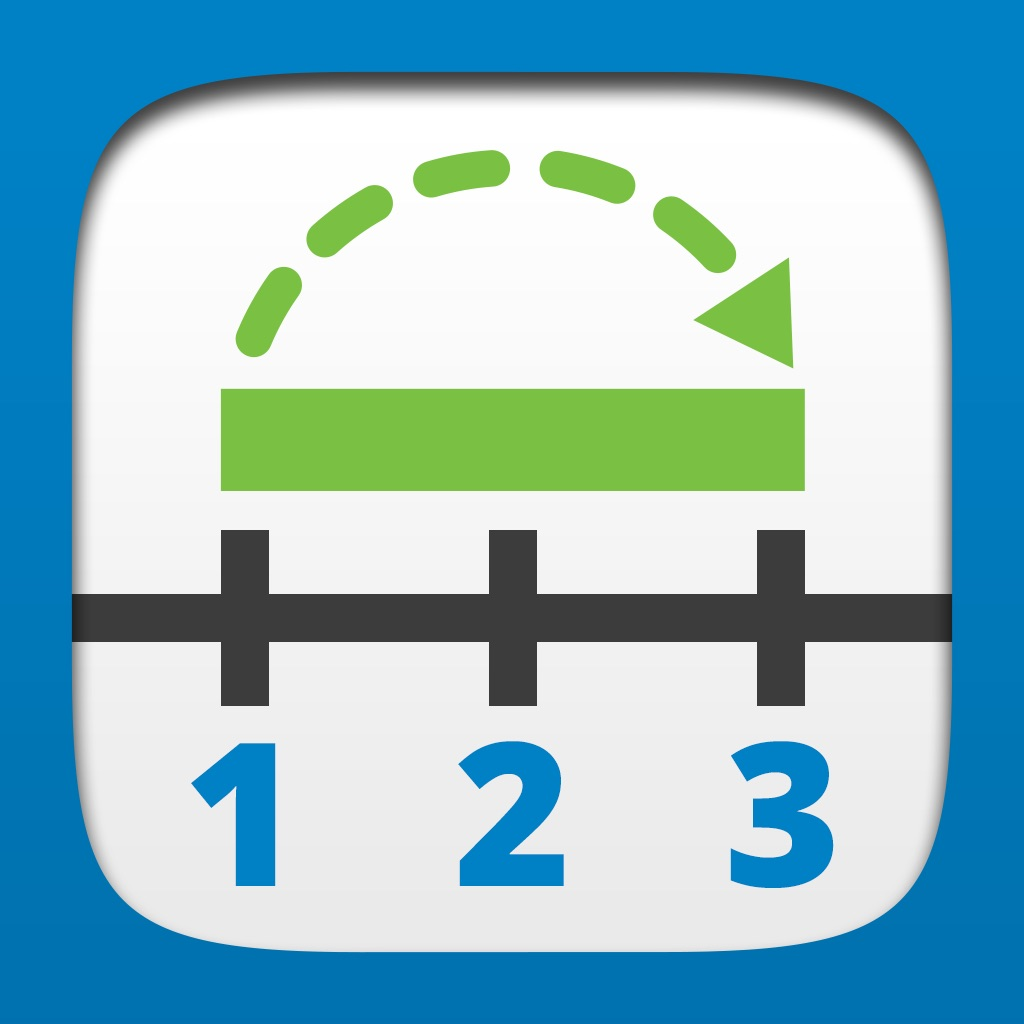 Number Line, by the Math Learning Center on the App Store