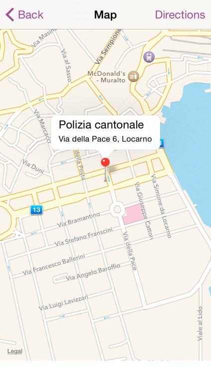 Police Station Finder - World Live Status screenshot-3