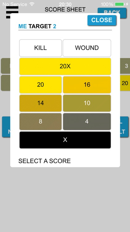 Archery Score Master Pro screenshot-2