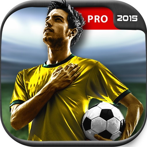 World Soccer 2015 - Top eleven player football league simulation by BULKY SPORTS [Premium] icon