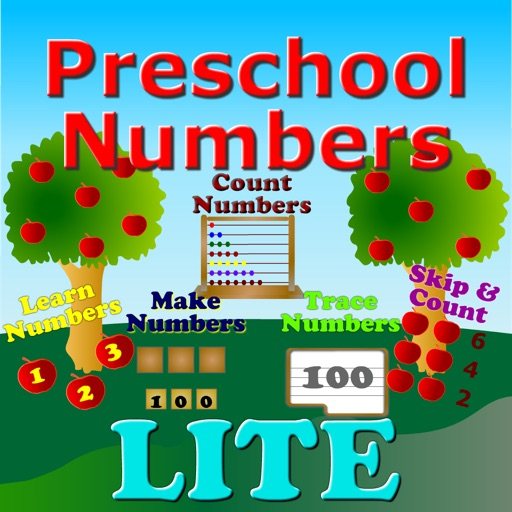 Preschool Numbers Lite