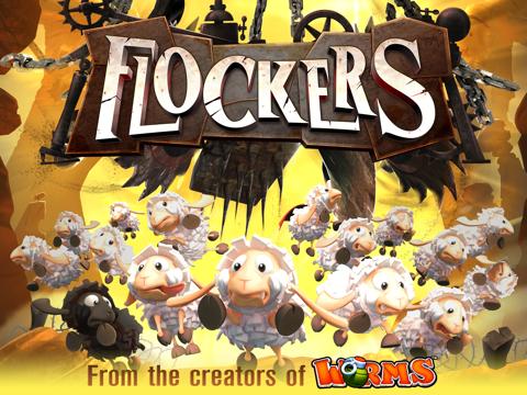 Flockers на iPad