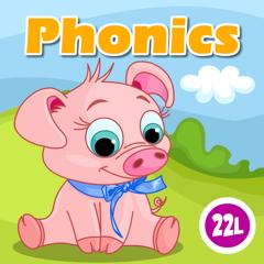 Phonics Fun on Farm Educational Learn to Read App