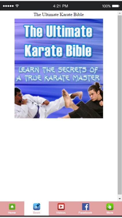 Karate Lessons - Learn How To Improve Your Karate Technique screenshot-3