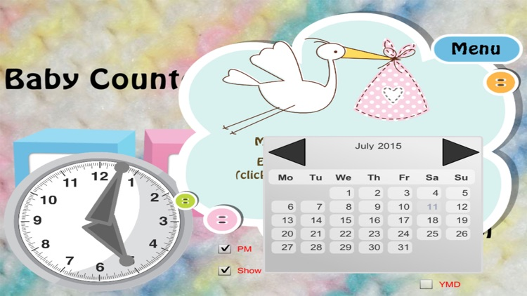 Baby Countdown app screenshot-4