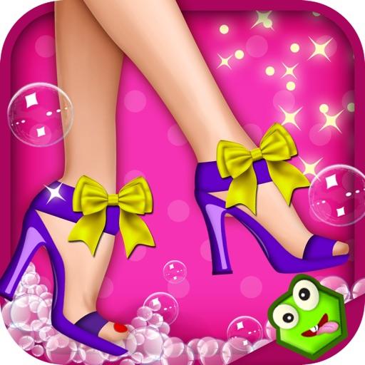 Princess Shoe Boutique - Leg Spa Shake