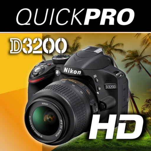 Nikon D3200 from QuickPro HD