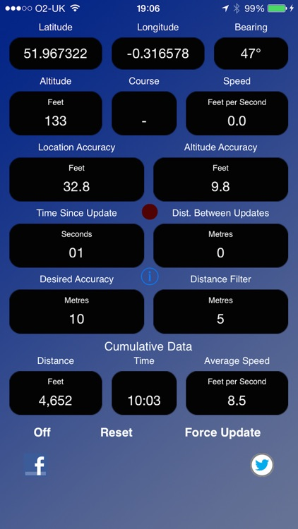 GPS Device Data Premium screenshot-3