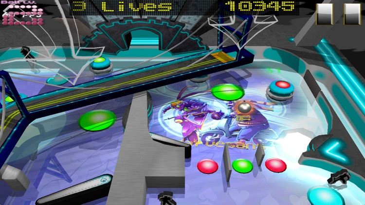 Pinball Massacre Lite screenshot-3