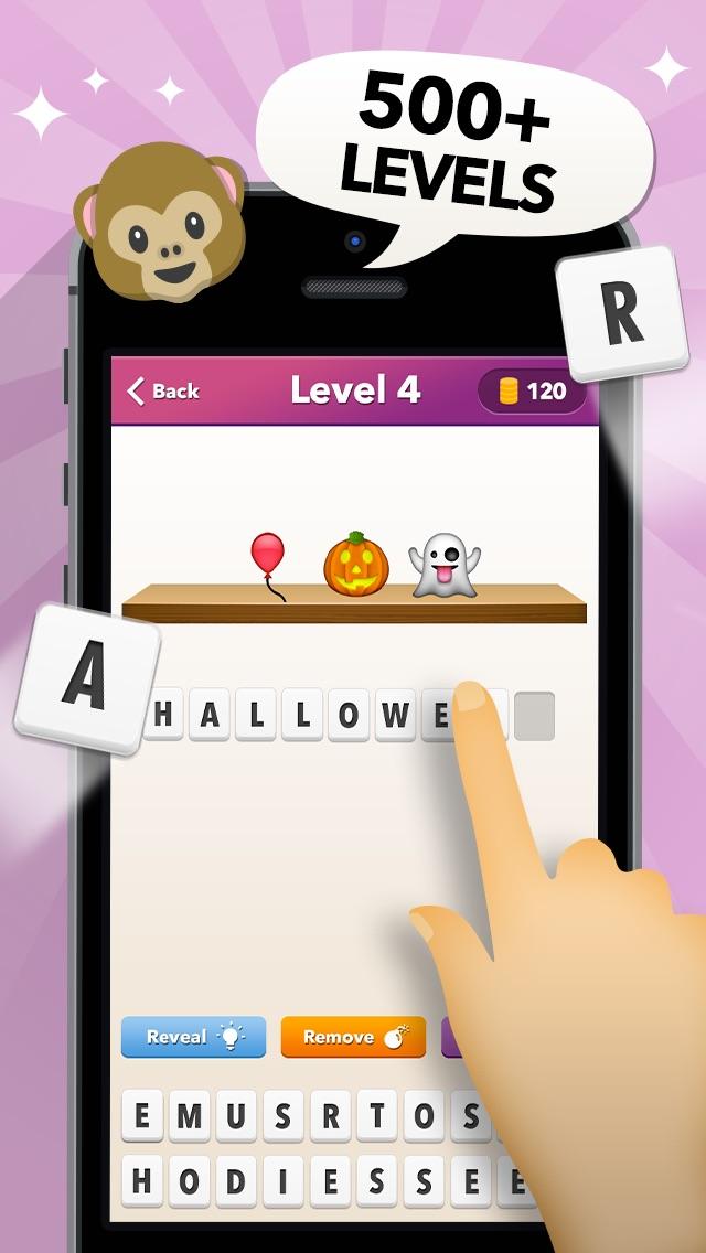 Emoji Quiz - Guess the emoji Screenshot